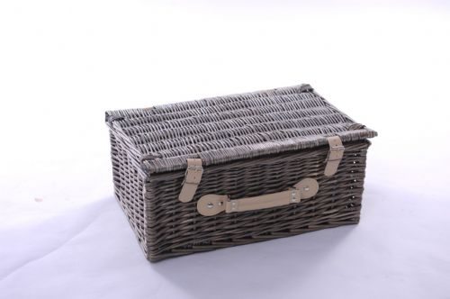 4 Person Picnic Set with Natural Lining